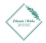 """Logo firmy Gabinet masażu """"Zdrowie i Relaks"""